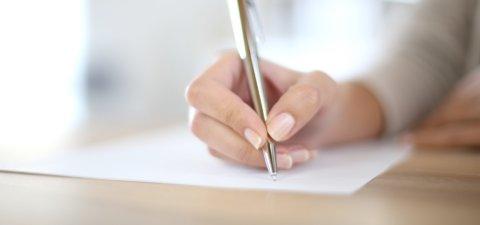 Write Your Testimony