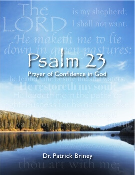 Psalm 23 cover
