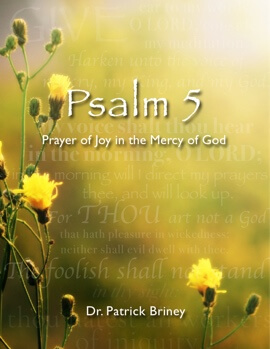 Psalm 5 eBook
